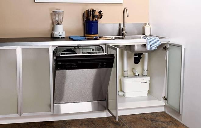 Размеры посудомоечных машин — отдельностоящие, компактные и встраиваемые модели