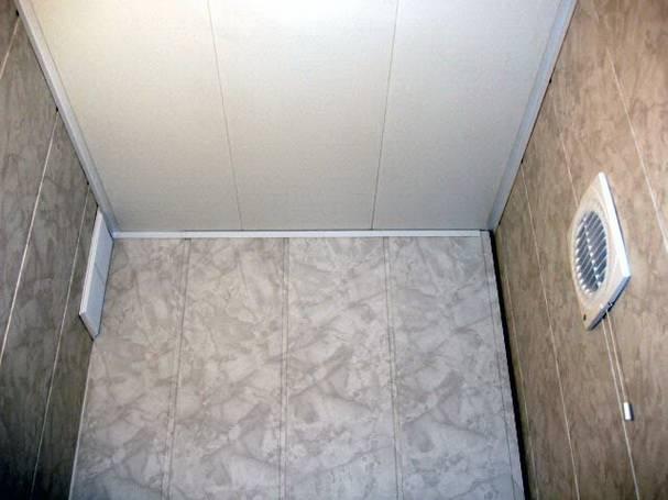 Крепление панелей пвх на потолок: как приклеить и крепеж пластиковых на видео