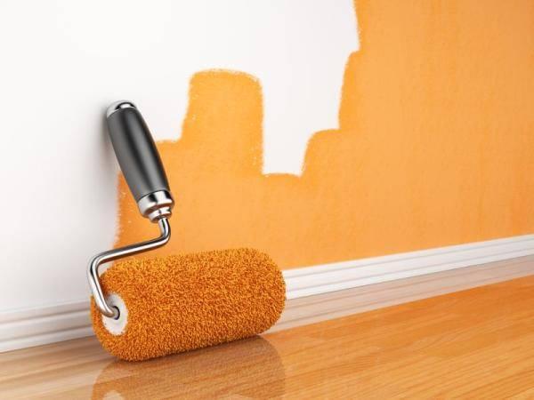 Подготовка стен под покраску : порядок подготовки – все о ремонте