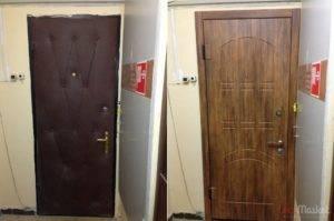 Реставрация старых дверей: как отреставрировать полотно и коробку своими руками