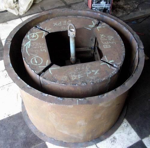 Колодец из бетонных колец своими руками: технология
