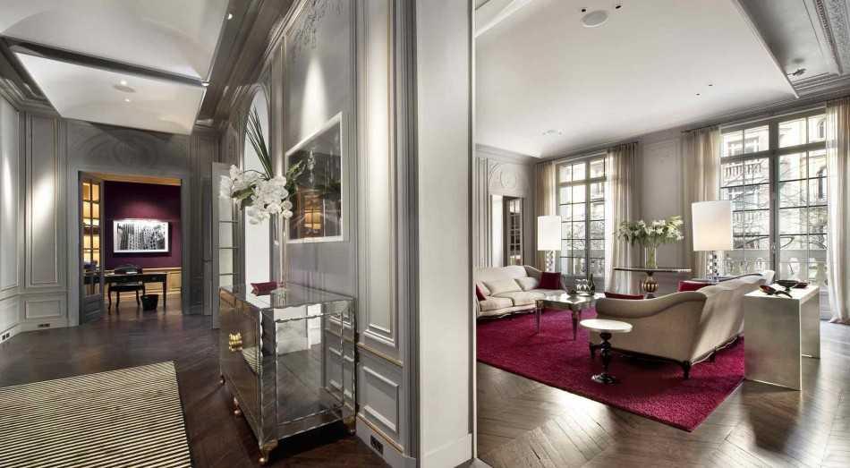 Современный дизайн однокомнатных квартир