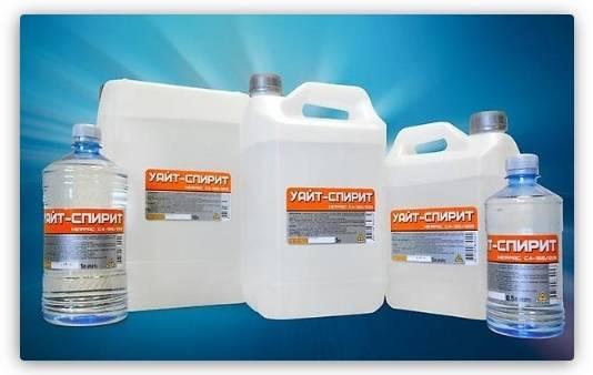 Уайт спирит - технические характеристики, состав, применение