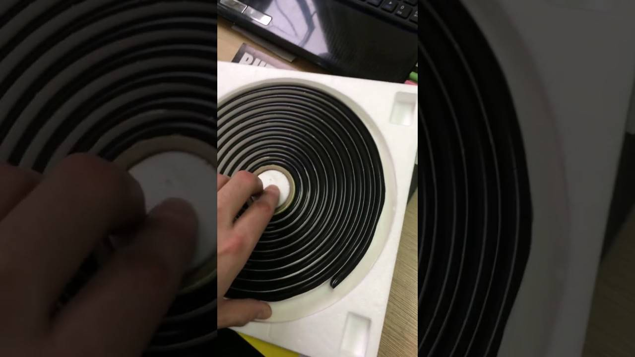 Бутилкаучуковый герметик в тубе - про тепло | про уют в вашем доме