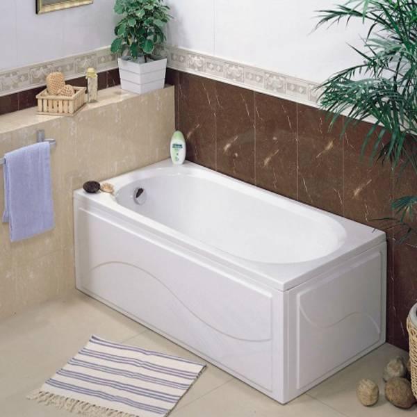 Какую ванну лучше купить - акриловую или чугунную?