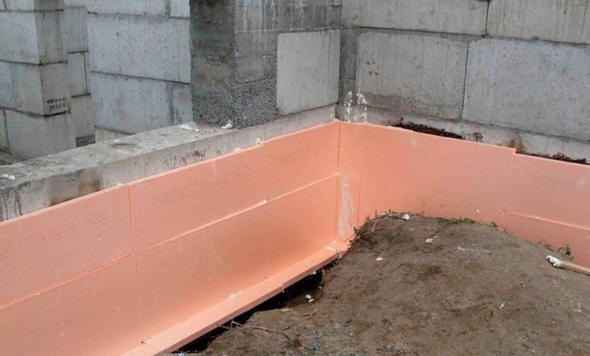 Утепление фундамента изнутри в деревянном доме: как использовать керамзит для пола, чем утеплить цоколь внутри постройки