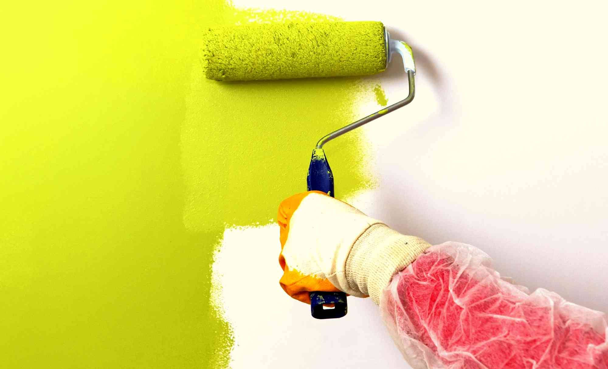 Краска для стен на кухне: варианты и критерии выбора