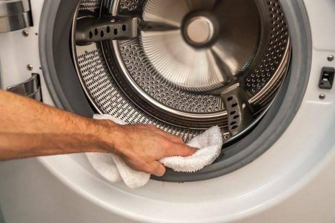 Как почистить стиральную машину внутри и снаружи