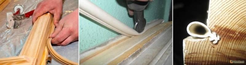 Монтаж деревянных окон своими руками. как установить деревянные окна в деревянном доме — пошаговая инструкция.