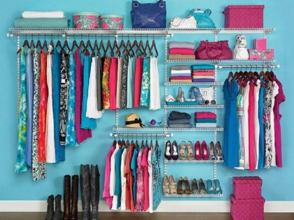 Продолжаем наводить порядок в шкафу: 6 правил размещения одежды. как разложить вещи в шкафу