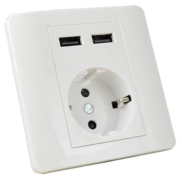 Характеристики и виды современных электрических розеток