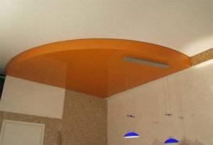 Тканевые натяжные потолки: что они из себя представляют?