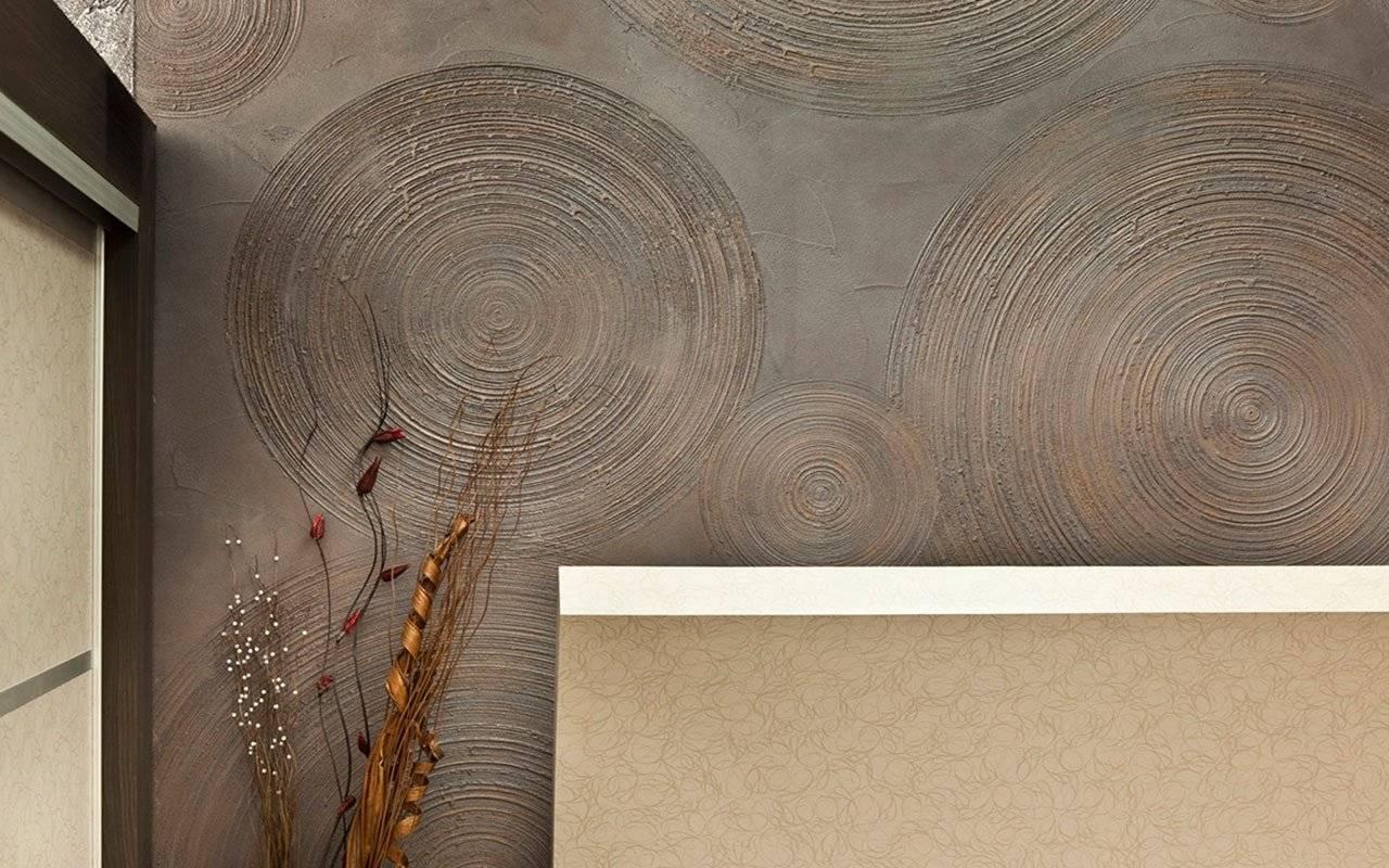 Декоративная шпаклевка стен: как проводится своими руками шпатлевание красивой цветной шпаклевкой разных поверхностей, какие требования