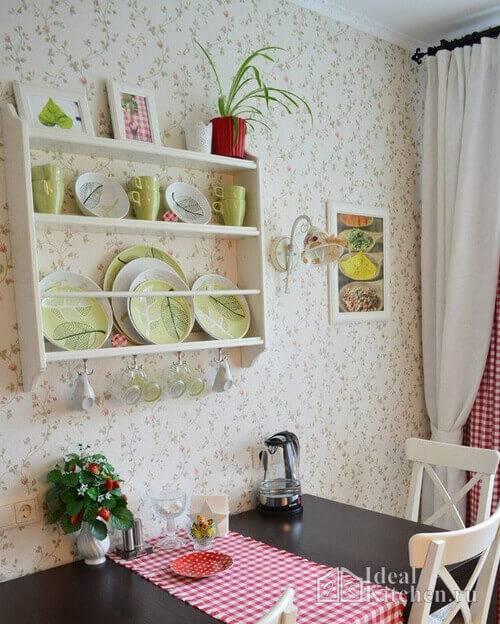 Дизайн маленькой кухни - современные идеи 2020 (40 фото)