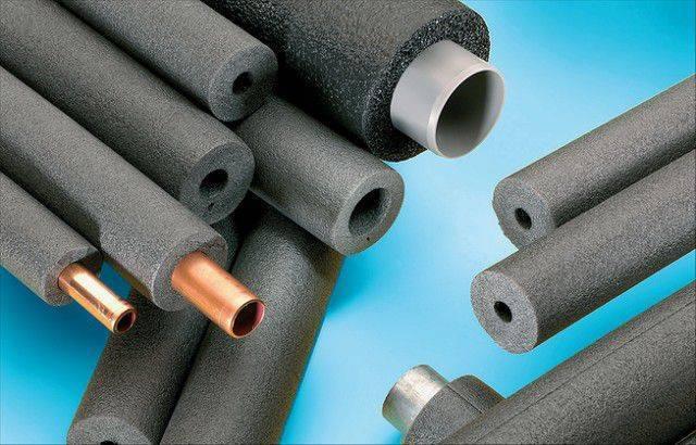 Утеплитель для труб из вспененного полиэтилена: характеристики, размеры, диаметры и монтаж с видео инструкцией