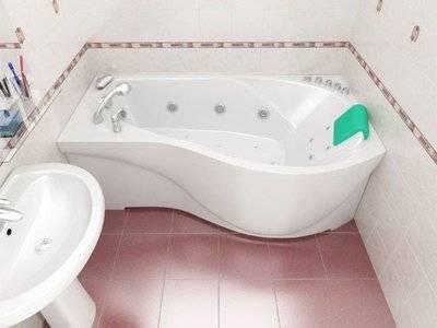 Как правильно чистить ванну из акрила?