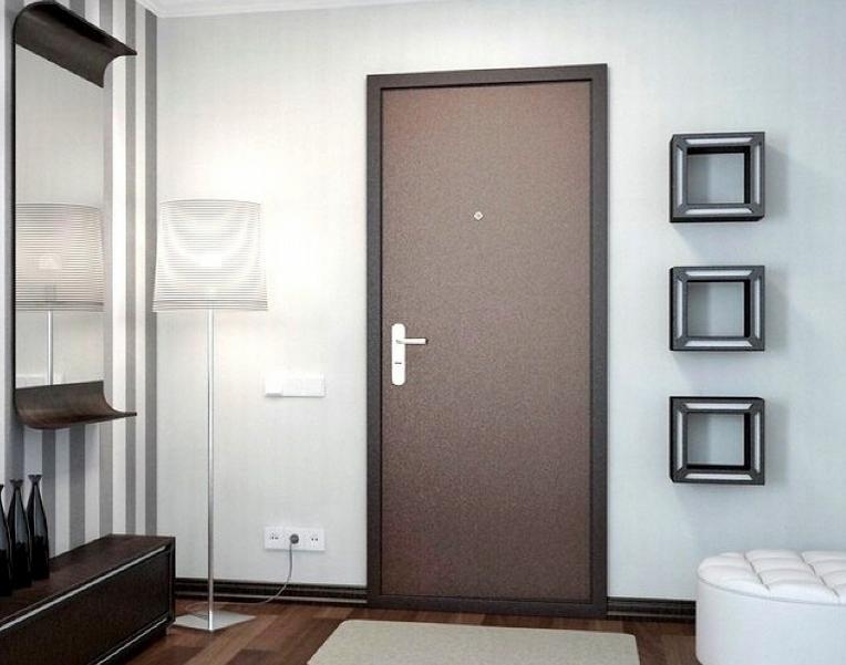 Как выбрать входную дверь в квартиру и дом