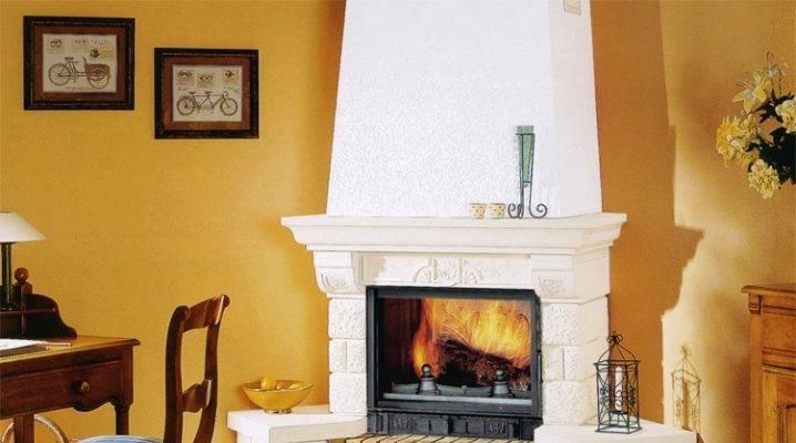 Монтаж камина: установка дымохода печей с индивидуальным отоплением, как установить каминную вытяжку