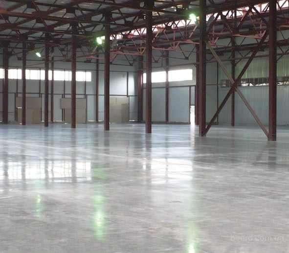 Стэп инжстрой - бетонные полы