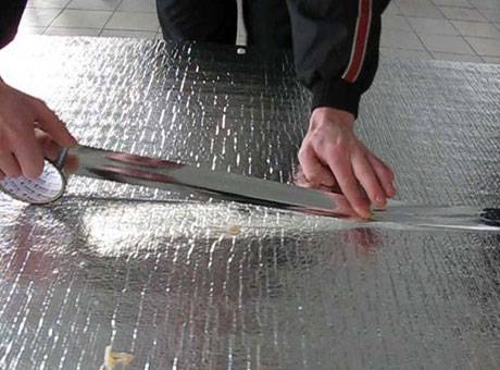 Можно ли использовать пенопласт для внутренней теплоизоляции