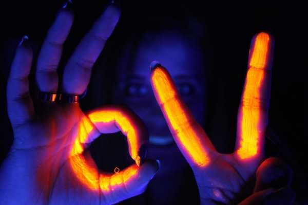 Люминесцентная краска: как сделать люминофор своими руками, советы по нанесению