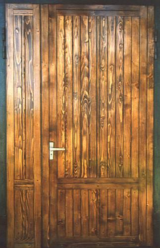 Отделка входной двери изнутри: фото вариантов для откосов и полотна
