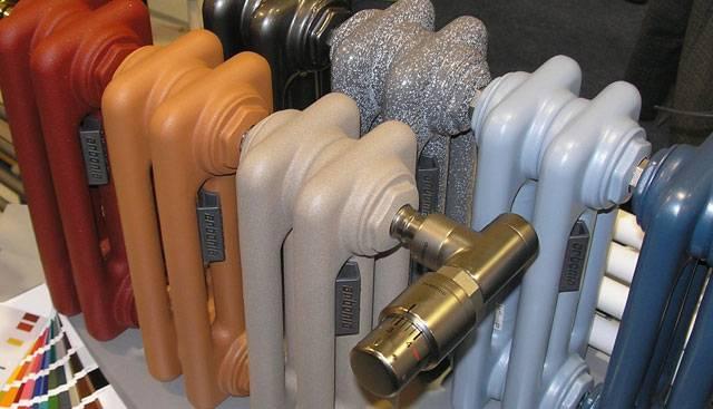 Грунтовка труб и других поверхностей под термостойкие покрытия