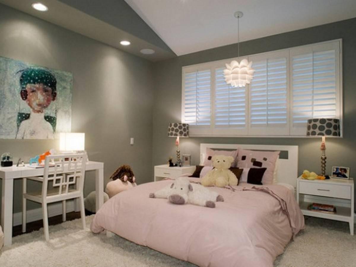Освещение в детской комнате в 20 примерах, грамотное расположение источников света