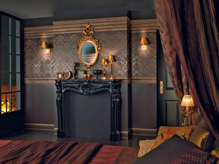 Кухня в стиле барокко — особенности дизайна и нюансы стиля. 125 фото лучших идей применения отдельных элементов