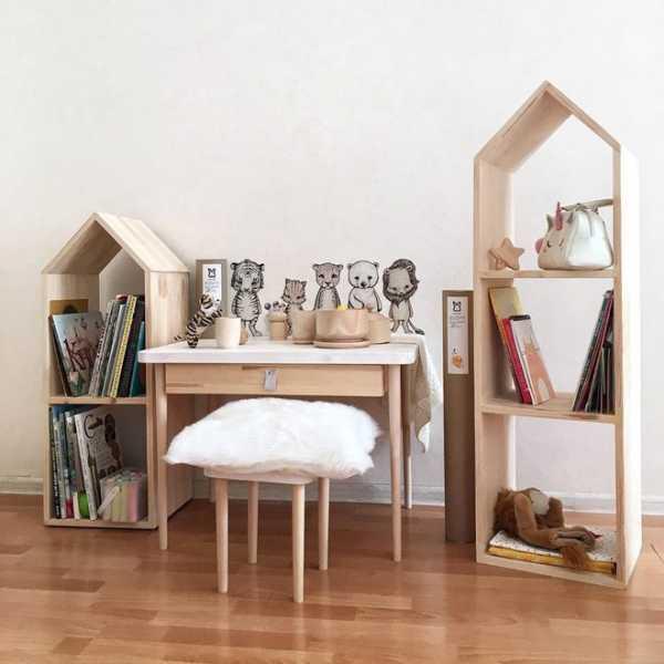 Как и где хранить книги в интерьере