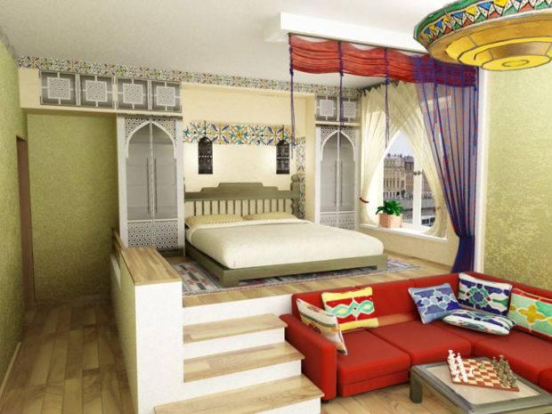 Как сделать подиум для кровати своими руками - лучшие варианты!
