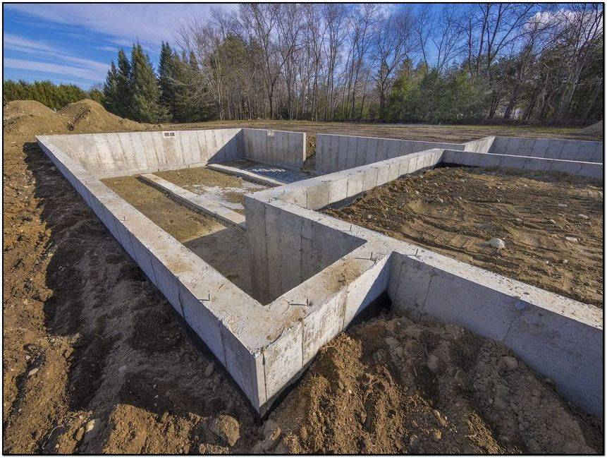 Фундамент под дом из арболита — какой из 4-х лучше выбрать?