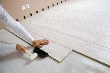Разбираемся как правильно стелить ковролин: этапы работы, рекомендации, видео