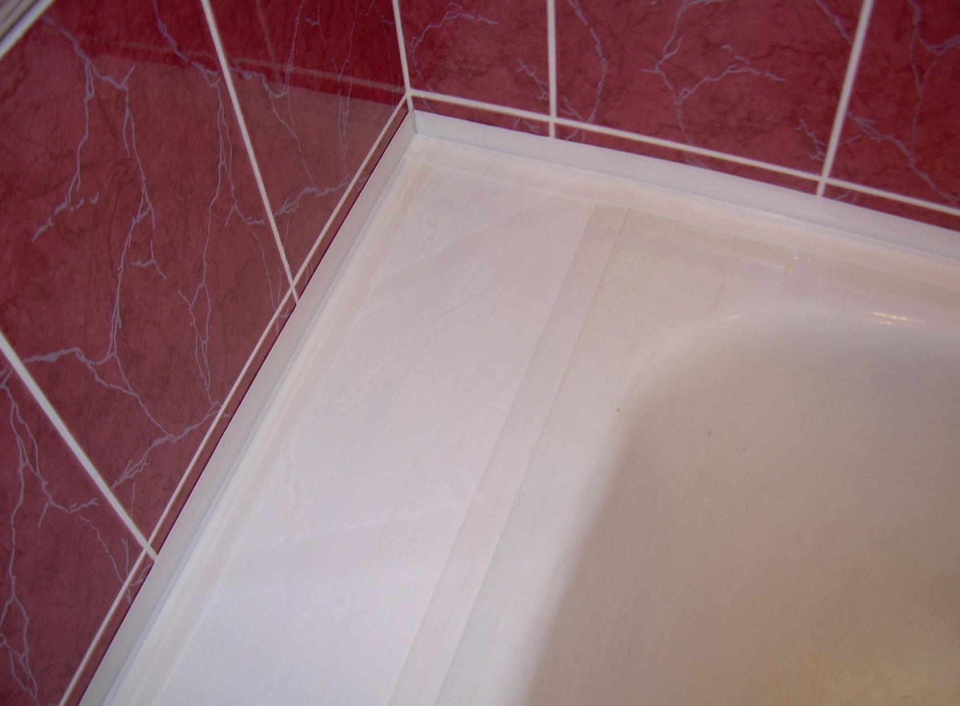 Герметизация ванны по периметру как выполнить эту работу