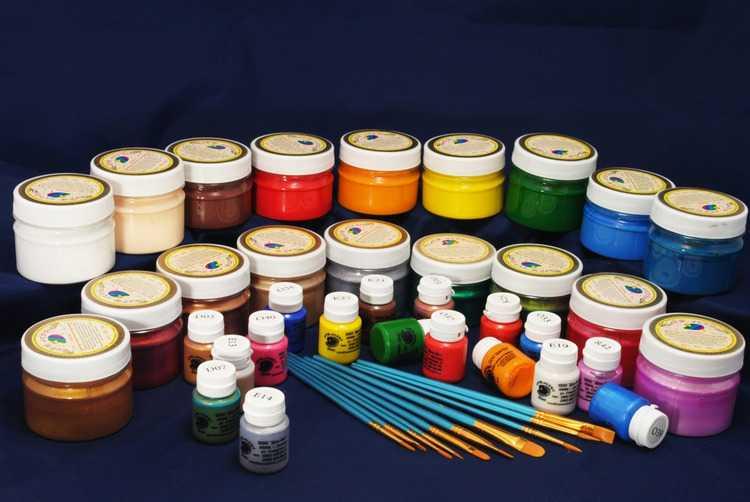 Характеристики акриловых красок, их преимущества и недостатки, способ применения