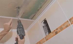 Как клеить панели пвх в ванной – инструкция по монтажу