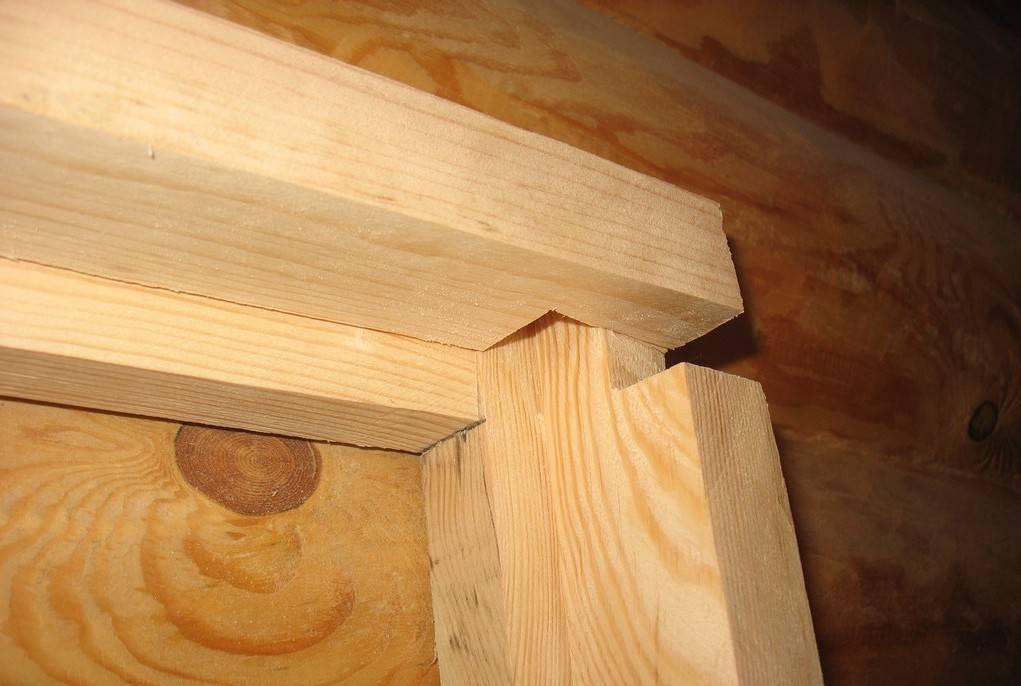 Установка коробки межкомнатной двери: размеры, сборка своими руками, инструкция для новичков