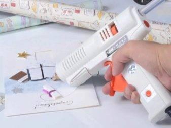 Поделки, сделанные клеевым пистолетом и горячим клеем