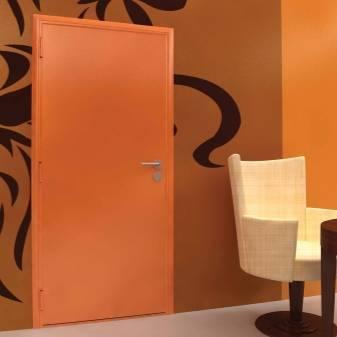 Характеристики, типы, конструктивные особенности откатных противопожарных дверей