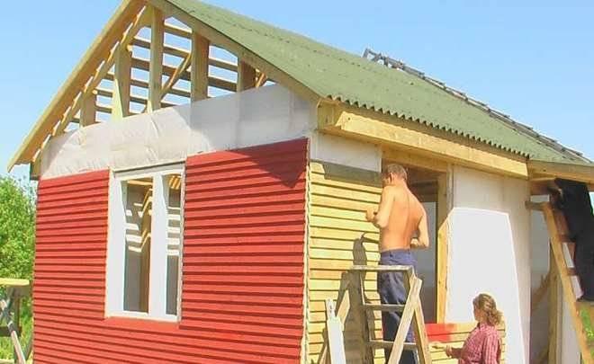 Разрешено ли строить дом в снт? какое будет назначение постройки: жилое или нежилое? на сайте недвио