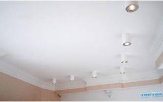 Лучшие производители натяжных потолков: обзор комплектующих и плёнки на примерах фото и видео