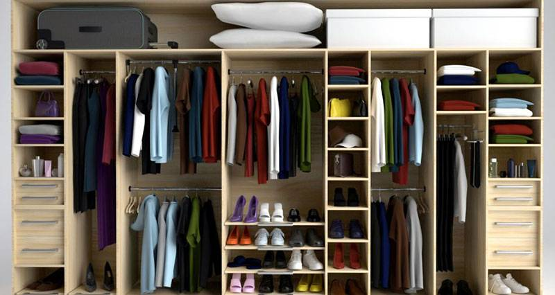 Пошаговая инструкция по самостоятельной сборке дверей-купе для шкафа