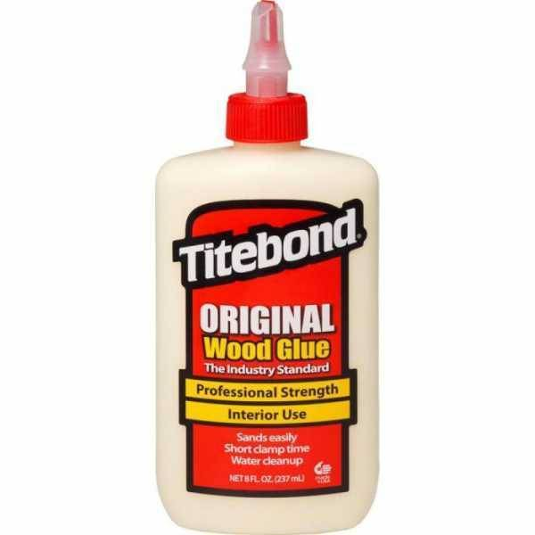 Клей жидкие гвозди titebond
