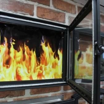 Электрокамины с эффектом живого огня своими руками, тонкости изготовления