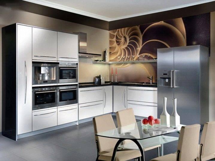 Куда поставить холодильник на кухне: 57 фото, идеи размещения