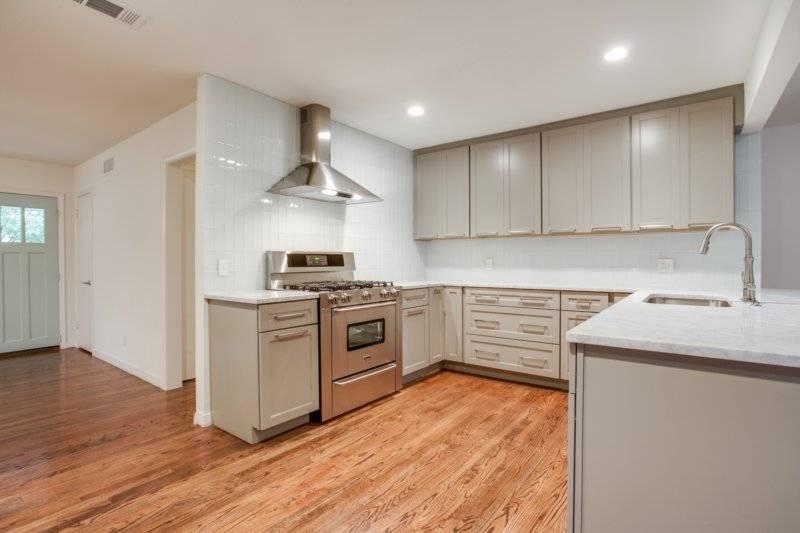 Плитка для кухни на пол: серая, черная, керамическая + 150 фото секретов красивого дизайна