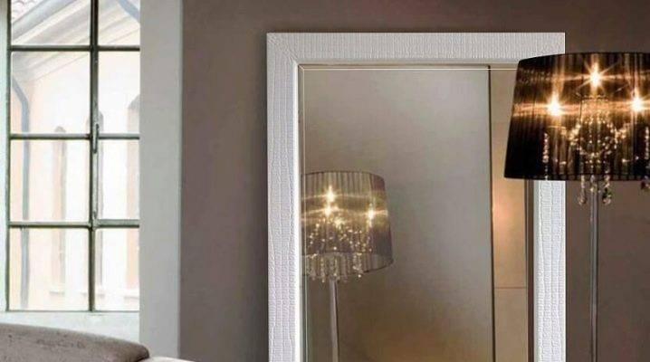 Зеркало в интерьере - использование в современном дизайне (150 фото)