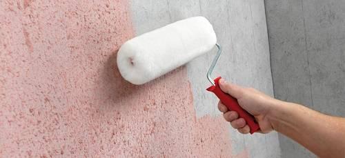 Норма расхода грунтовки бетоноконтакт на 1 м2 стены