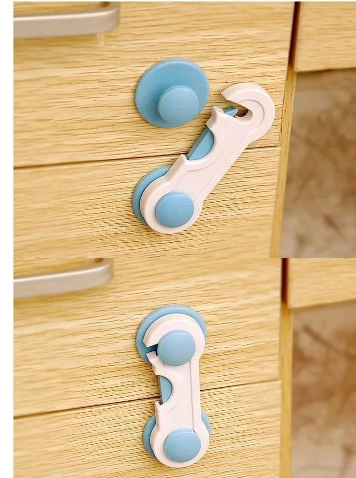 Защита от детей на ящики и шкафы: модели блокираторов, заглушек, закрывашек и замков для мебели