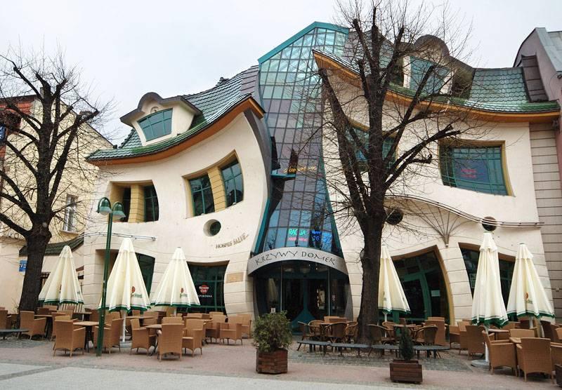 Самые необычные дома мира | fresher - лучшее из рунета за день